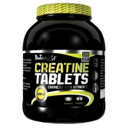 BioTech Creatine tablet 200 chewing табл
