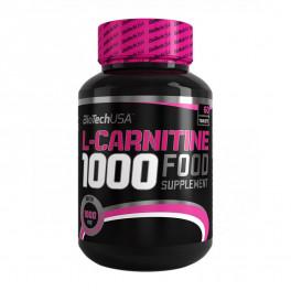 Biotech L-Carnitine 1000 мгt 30 табл